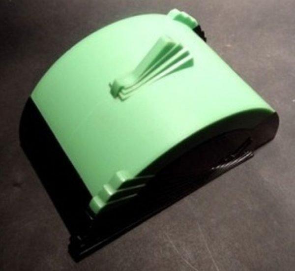 Art-Deco-Bakelite-Plastic-Cleopatra-Box