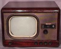Crosley-Model-9-419-Antique-Vintage-Television-Set-TV