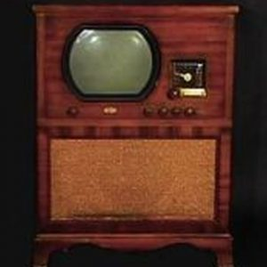 Dumont-Antique-Vintage-Console-Television-TV-Set