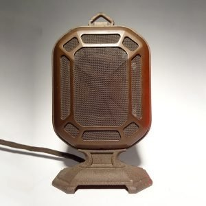 RCA Carbon Spring Microphone