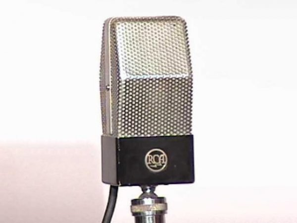 RCA-Manufacturing-Co-RCA-74B-Microphone