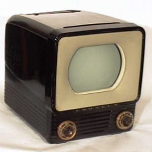 Crosley 10-401 Bakelite Television