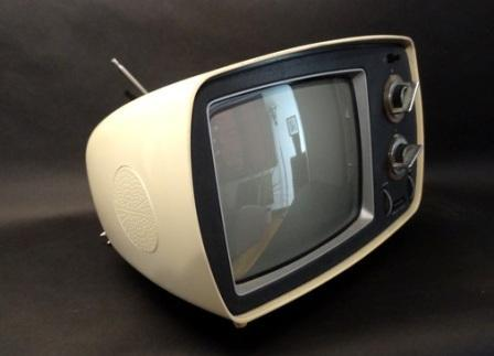 Philco Space Age Vintage Television