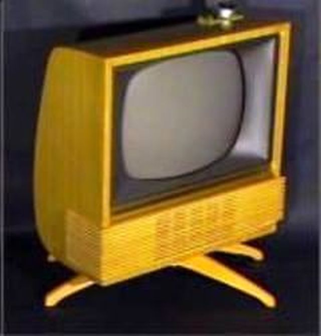 Philco Predicta Full Dress Swivel Television