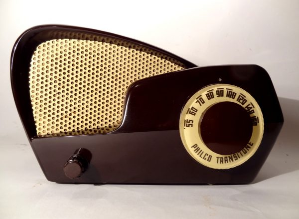 Wanted Philco 49-501 boomerang bakelite radio