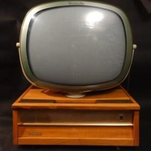 Philco-Predicta-Brazilian-Table-Model-Antique-Vintage-Television-Set-TV