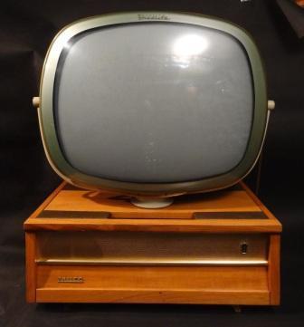 Philco-Predicta-Brazilian-Table-Model-Antique-Vintage-Television-Set-TV