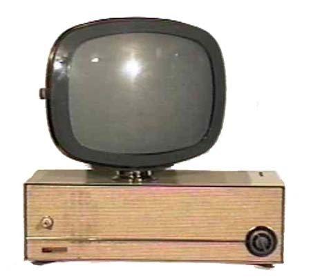 """Philco Predicta Debutante 17"""" Television"""