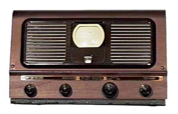 Pilot-TV-37-3-Inch-Screen-Antique-Vintage-Television-Set-TV