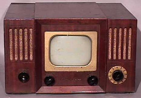 Teletone-Model-TV-149-Antique-Vintage-Television-Set-TV