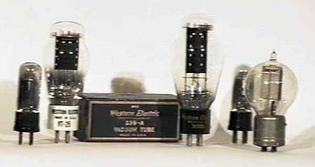 We Buy Western Electric Tubes Wanted