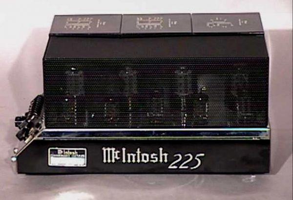McIntosh MC-225 Stereo Tube Amplifier